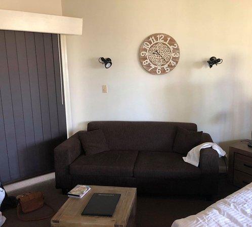 Blackheath, Australië: Lounge area