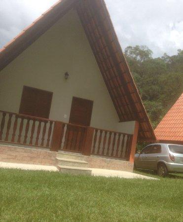 Itaverava, MG: Chalé