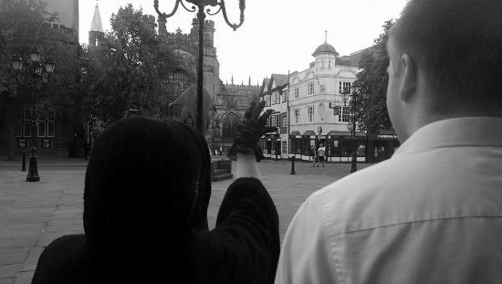 Ghost City Tours Chester: Ghost hunter