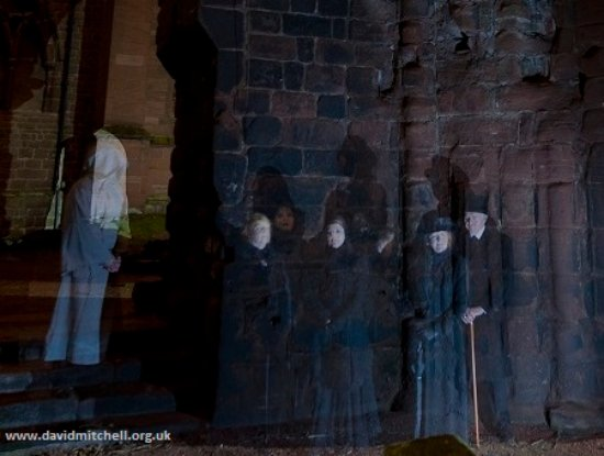 Ghost City Tours Chester: Chester Ghost City ghost hunters