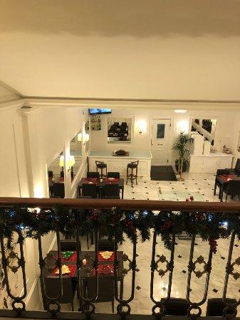 Hotel Modigliani: sala colazioni