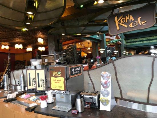 Kona Cafe: Kona Island Take Away