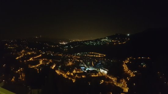 Corbera de Llobregat, Spain: By night
