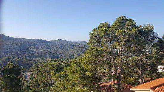Corbera de Llobregat, Spain: Sunny view