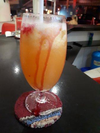 Pattos Bar: vampires kiss cocktail