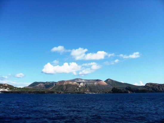 Islas Eolias, Italia: Aeolian Islands, Vulcano