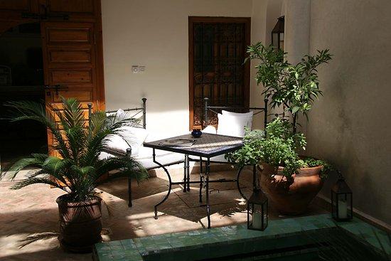 riad couleurs du sud b b marrakech maroc voir les. Black Bedroom Furniture Sets. Home Design Ideas