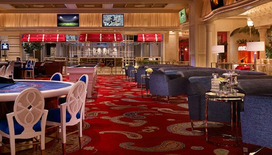 Encore Players Lounge