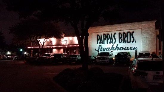 Pappas Bros Steakhouse Dallas Menu Prices