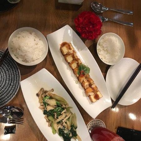 Bästa Thai- fushion maten jag ätit i livet!!!! Wow!!!