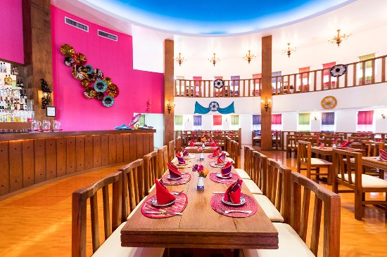 Seadust Cancun Family Resort El Maguey Mexican Restaurant