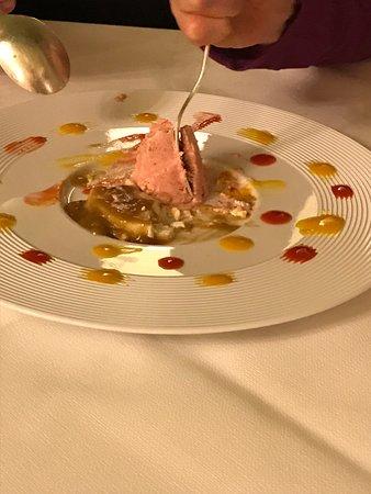 Lenzkirch, ألمانيا: dessert