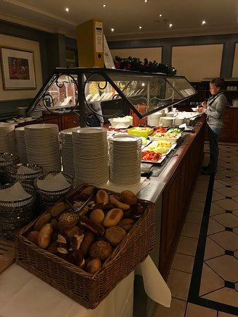 Lenzkirch, ألمانيا: breakfast buffet