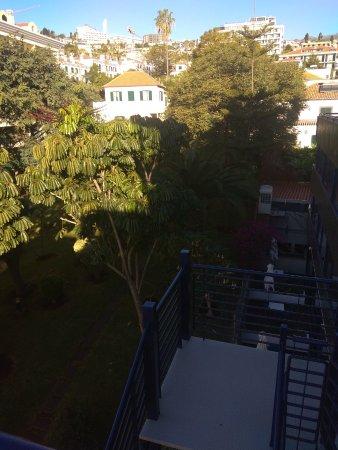 Terrace Mar Suite Hotel: вид из коридоров отеля