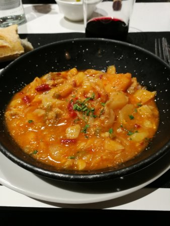 san nicolas la cocina vasca pamplona restaurant reviews