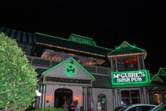 Mcguire S Irish Pub Destin Menu Prices Amp Restaurant
