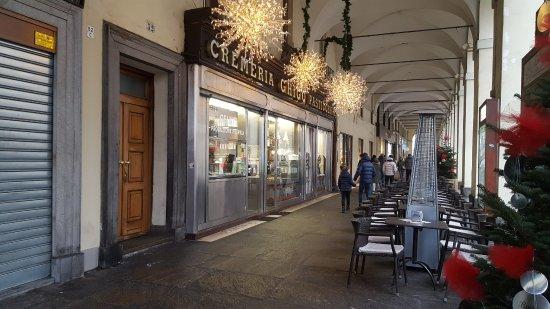 Pasticceria Ghigo: esterno