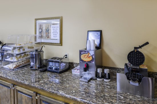 Wiggins, Mississippi: Breakfast Area