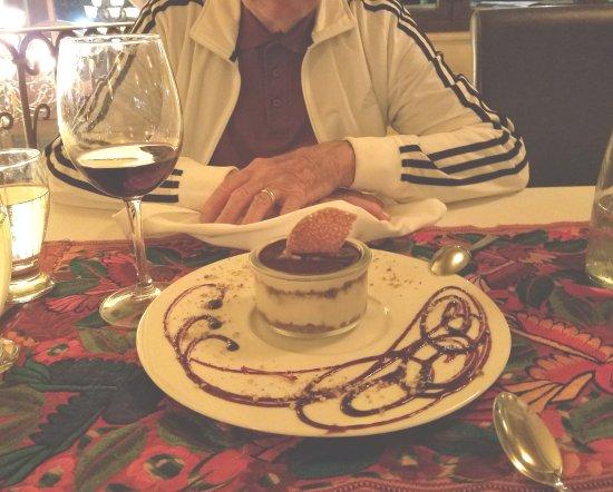 Los Olivos Restaurant at La Mision: Dessert