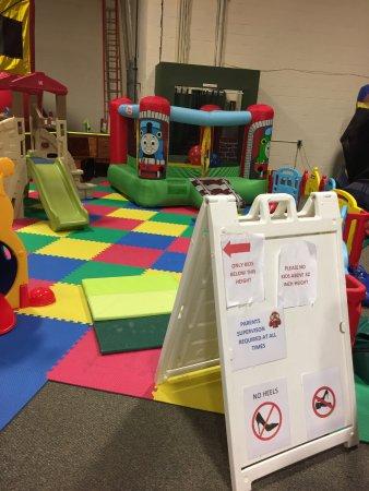 East Brunswick, Nueva Jersey: little kids section