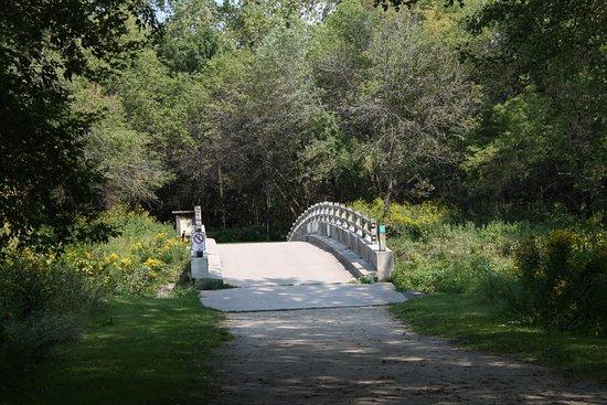 Saint Paul, MN: Bridge to Pike Island