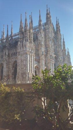 Esterno Vista Duomo Picture Of Terrazza Aperol Milan