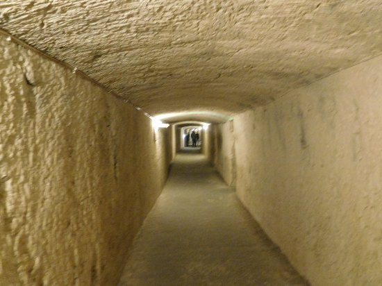 Mellieha Air Raid Shelter