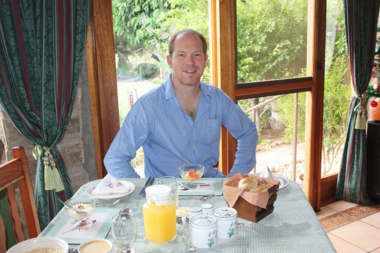Bethulie, South Africa: Breakfast