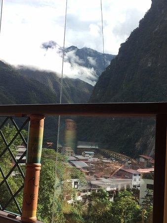 Taypikala Hotel Machupicchu: Suite view