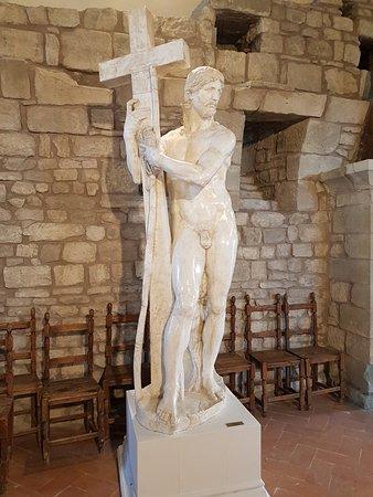 Caprese Michelangelo, Italien: Il museo dei calchi in gesso