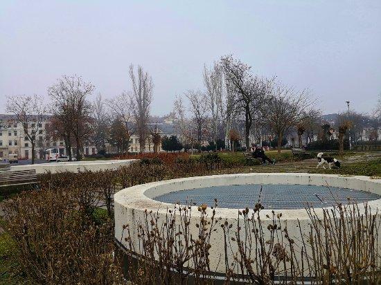 II. Janos Pal papa Square