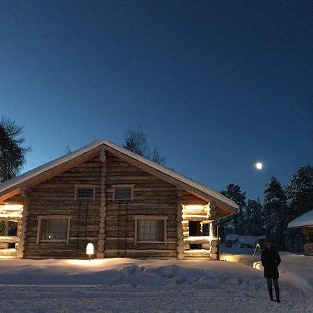 Nellim Wilderness Hotel Photo