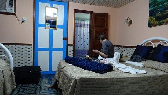 Casa Jesus & Maria: Sauber und gepflegtes Zimmer