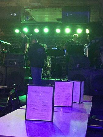 Everett, WA: stage view