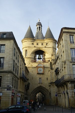 Grosse Cloche de Bordeaux Photo