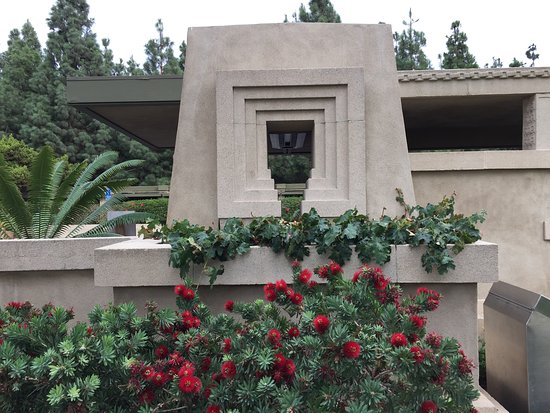 Hollyhock house los angeles aktuelle 2018 lohnt es sich for Hollyhock house