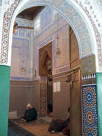 الدار البيضاء, المغرب: Shrine in Ouazzane