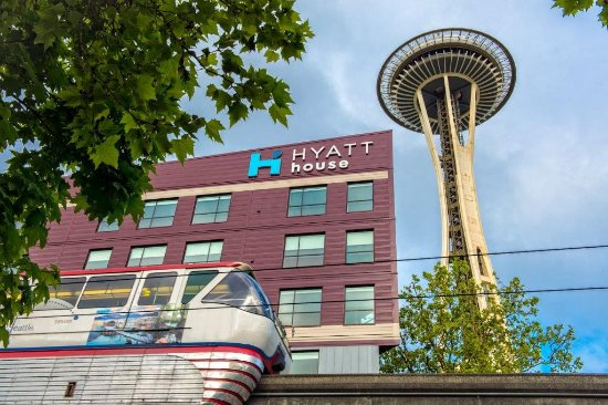 Hyatt House Seattle/Downtown Hotel