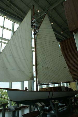 Maritime and Seafood Industry Museum: Inside Museum