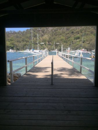 Pittwater, Australia: Welcome to Basin