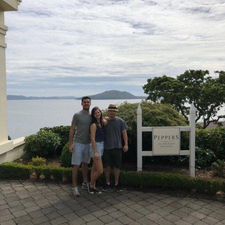 Peppers on the Point - Lake Rotorua: photo0.jpg
