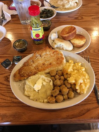 Calera, AL: Haddock Plate