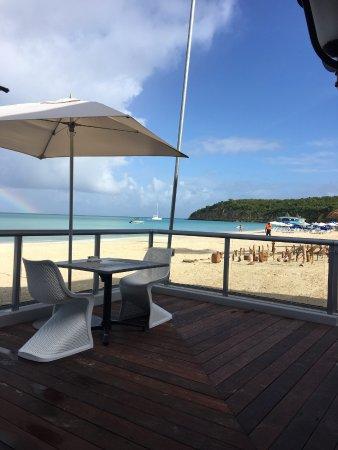 Sandals Grande Antigua Resort & Spa: Bayside restaurant