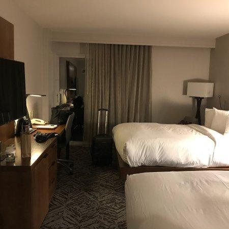 Hotel em reforma. Mas vale a pena se hospedar!
