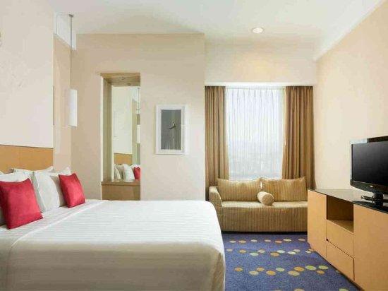 Novotel Bandung: Guest room