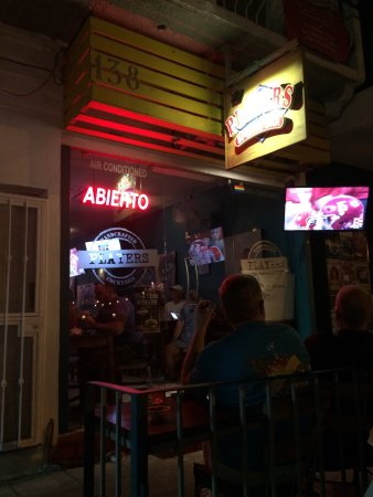 Players sports bar food puerto vallarta omd men om for Food bar 8 0