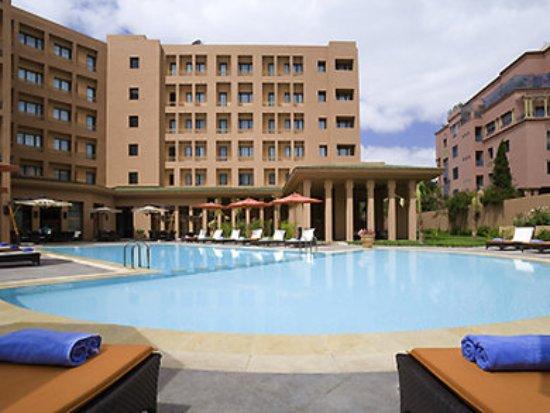Novotel Suites Marrakech: Exterior