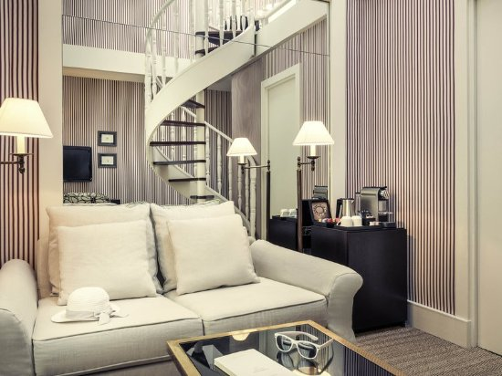 เมอร์คู ปารี ช๊องเซลิเซ่ โฮเต็ล: Guest room
