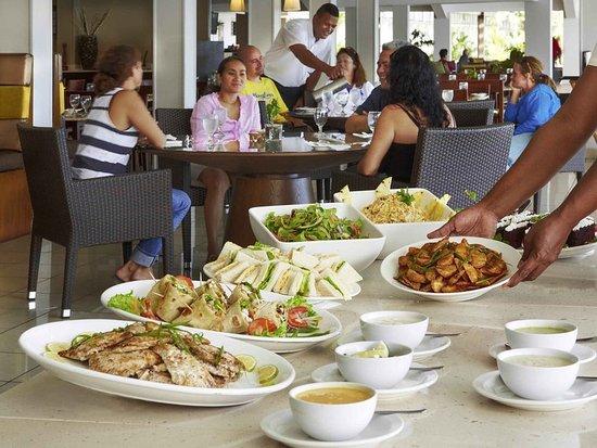 Lami, Fiji: Restaurant