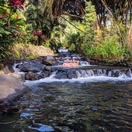 Tabacon Hot Springs: photo1.jpg